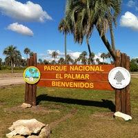 รูปภาพถ่ายที่ Parque Nacional El Palmar โดย Lucho R. เมื่อ 1/18/2013
