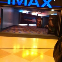 Photo taken at IMAX Theatre Showcase by Lucho R. on 12/15/2012