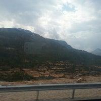 Foto scattata a Akseki Dağları da Onur M. il 9/21/2013