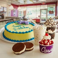 Photo taken at Carvel Ice Cream by Carvel Ice Cream on 7/2/2015