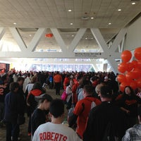 Photo taken at Baltimore Convention Center by JB J. on 1/19/2013
