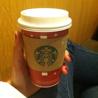 Photo taken at Starbucks by Victoria P. on 11/20/2012