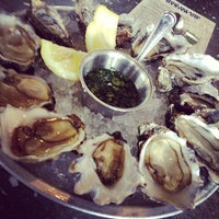 Photo taken at Hog Island Oyster Co. by hidenori i. on 6/2/2013