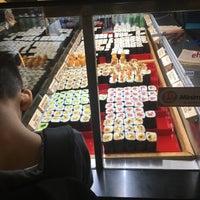 Photo taken at Sushi Hub by Kristina S. on 2/25/2017