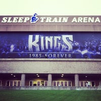 Photo taken at Sleep Train Arena by Casey M. on 10/15/2013