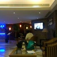 Photo taken at Al Bustan Hotel, Jeddah by Dr.mahmoud A. on 10/31/2012