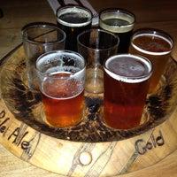 Photo taken at Krogh's Restaurant & Brew Pub by Geneo on 5/4/2013