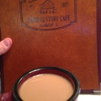Photo taken at Allamuchy General Store by Geneo on 9/27/2014