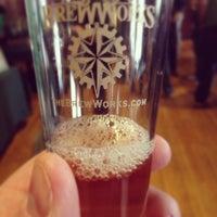 Photo taken at Fegley's Allentown Brew Works by Geneo on 3/15/2014