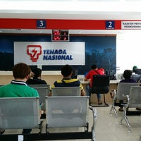 Photo taken at TNB-Cheras by Chris C. on 2/27/2014