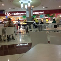 Photo taken at Robinsons Supermarket by JohnJohn👽 L. on 6/20/2013