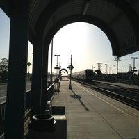 Photo taken at Metrolink Burbank-Bob Hope Airport Station by Filbert W. on 5/22/2013