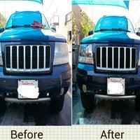 Photo taken at Towne Center Car Wash by Ivan G. on 7/30/2013