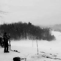 Photo taken at Smucarski Center Mali Videm by Boris G. on 1/20/2013
