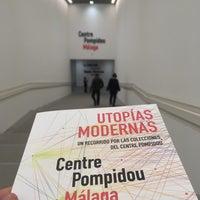 รูปภาพถ่ายที่ Centre Pompidou Málaga โดย Otto G. เมื่อ 12/10/2017