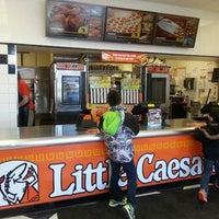 Photo taken at Little Caesars by Sherman O. on 12/15/2013