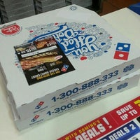 Photo taken at Domino's Pizza by mizz l. on 8/5/2015