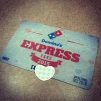 Photo taken at Domino's Pizza by mizz l. on 3/30/2015