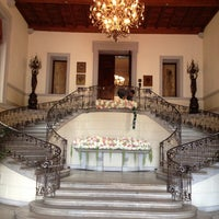 Photo taken at OHEKA CASTLE Hotel & Estate by Courtney P. on 6/9/2013