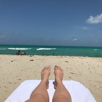 Photo taken at Miami Beach At 4525 Collins by Carol D. on 5/20/2017