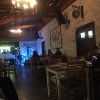 Photo taken at Akamoy Boztepe Otel&Restaurant by Arzu G. on 2/11/2017