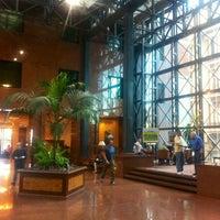 Photo taken at Radisson Montevideo Victoria Plaza Hotel by Lic. Joaquín G. on 12/12/2012
