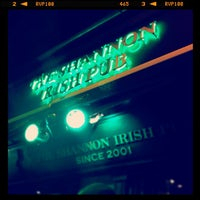 Photo taken at The Shannon Irish Pub by Lic. Joaquín G. on 3/17/2013