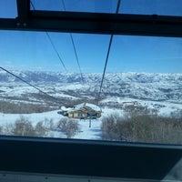 Photo taken at Snowbasin Resort by David S. on 3/4/2013