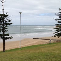 Photo taken at Torquay Front Beach by Ryan on 10/27/2012