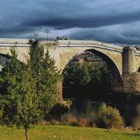 Foto tirada no(a) Ponte Romana de Ourense por Alberto A. em 10/11/2015