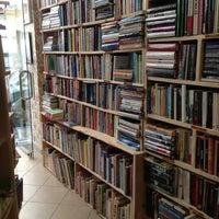 Photo taken at Elephant Bookstore by Raya R. on 4/21/2013