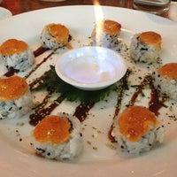 Photo taken at Sushi Taiyo by Elizabeth J. on 4/12/2013