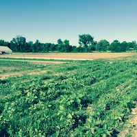 Photo taken at Green Things Farm by Kay M. on 6/15/2014