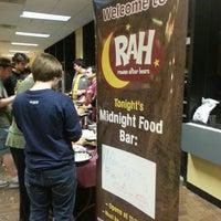 Photo taken at Rowan University - Chamberlain Student Center by Kristin T. on 3/8/2013