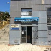 Photo taken at Biblioteca Garcia Lorca by Vladimir S. on 6/25/2013