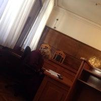 Photo taken at Върховен Административен Съд (Supreme Administrative Court) by Rossen B. on 10/22/2014