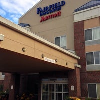 Photo taken at Fairfield Inn & Suites Pittsburgh Neville Island by Dave M. on 10/4/2014