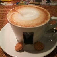 Photo taken at Lavazza by Markus N. on 10/12/2013