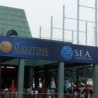 Photo taken at S.E.A. Aquarium by Joan C. on 2/14/2013