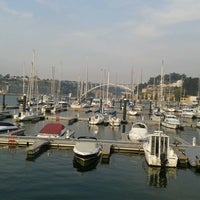 Photo taken at Douro Marina by Paula B. on 8/27/2013