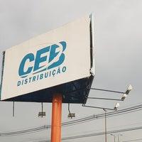 Photo taken at Companhia Energética de Brasília (CEB) - Distribuição by Luiz F. on 11/29/2017