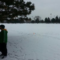 Photo taken at Northeast Athletic Fields by Adrian P. on 2/9/2013
