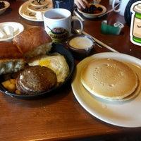 Photo taken at Flapjack's Pancake Cabin by Bill H. on 4/16/2017