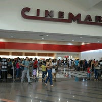 Photo taken at Cinemark by Anderson B. on 11/17/2012