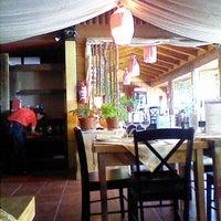 Photo taken at El rincón de la pasta by Camila F. on 1/23/2013