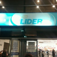 Photo taken at Hiper Líder by Andres A. on 9/15/2012
