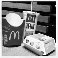 Photo taken at McDonald's by Steff M. on 1/27/2013