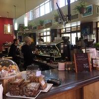Photo taken at Café Café by Nick S. on 10/29/2017