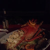 Photo taken at Scampi's Curacao by Daniele S. on 7/20/2015