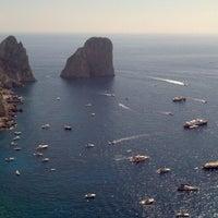 Foto scattata a Isola di Capri da Lena K. il 9/7/2013